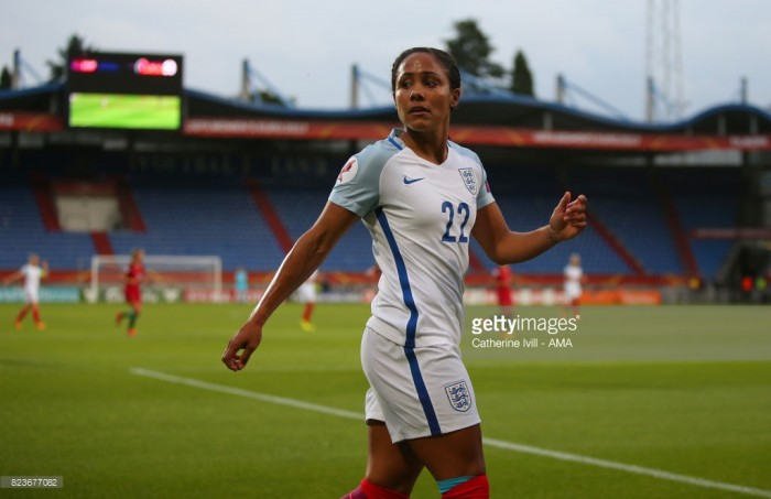 Alex Scott retires from International football