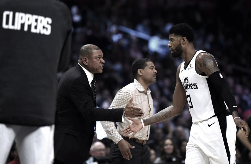 Doc Rivers Responds To Paul George's Comments