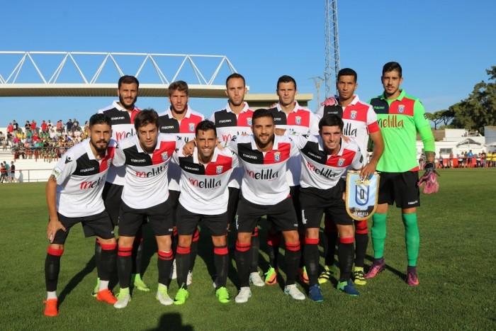 La UD Melilla ya toma forma para la nueva temporada