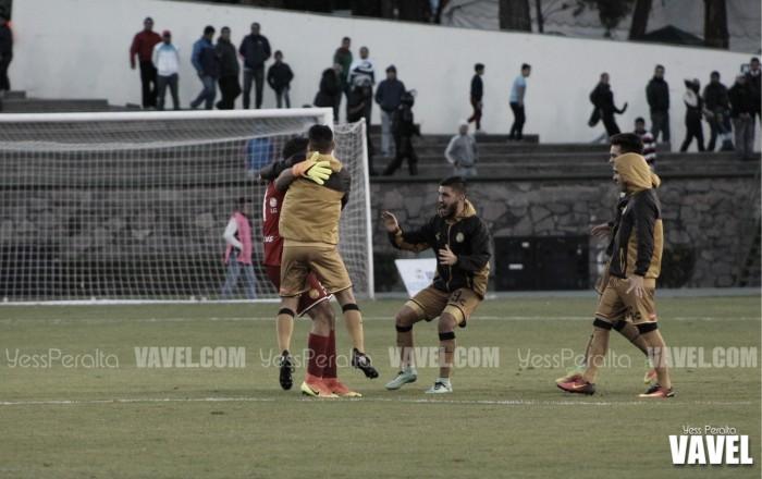 Fotos e imágenes del Potros UAEM 3-3 Dorados de los Cuartos de Final del Ascenso MX Apertura 2016