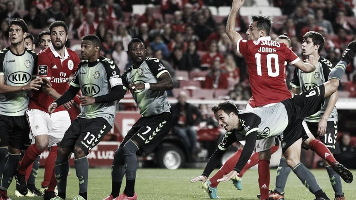 Antevisão Vitória de Setúbal-Benfica
