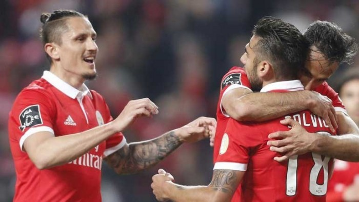 Crónica Benfica - Chaves