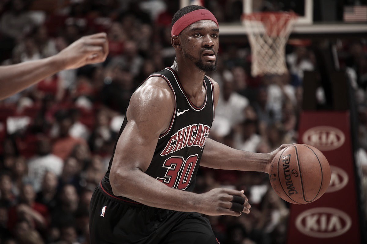 Vonleh Tests Positive For COVID-19; Released By Chicago