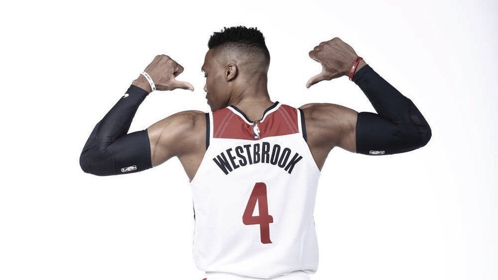 No Back-To-Back Games For Westbrook This Season