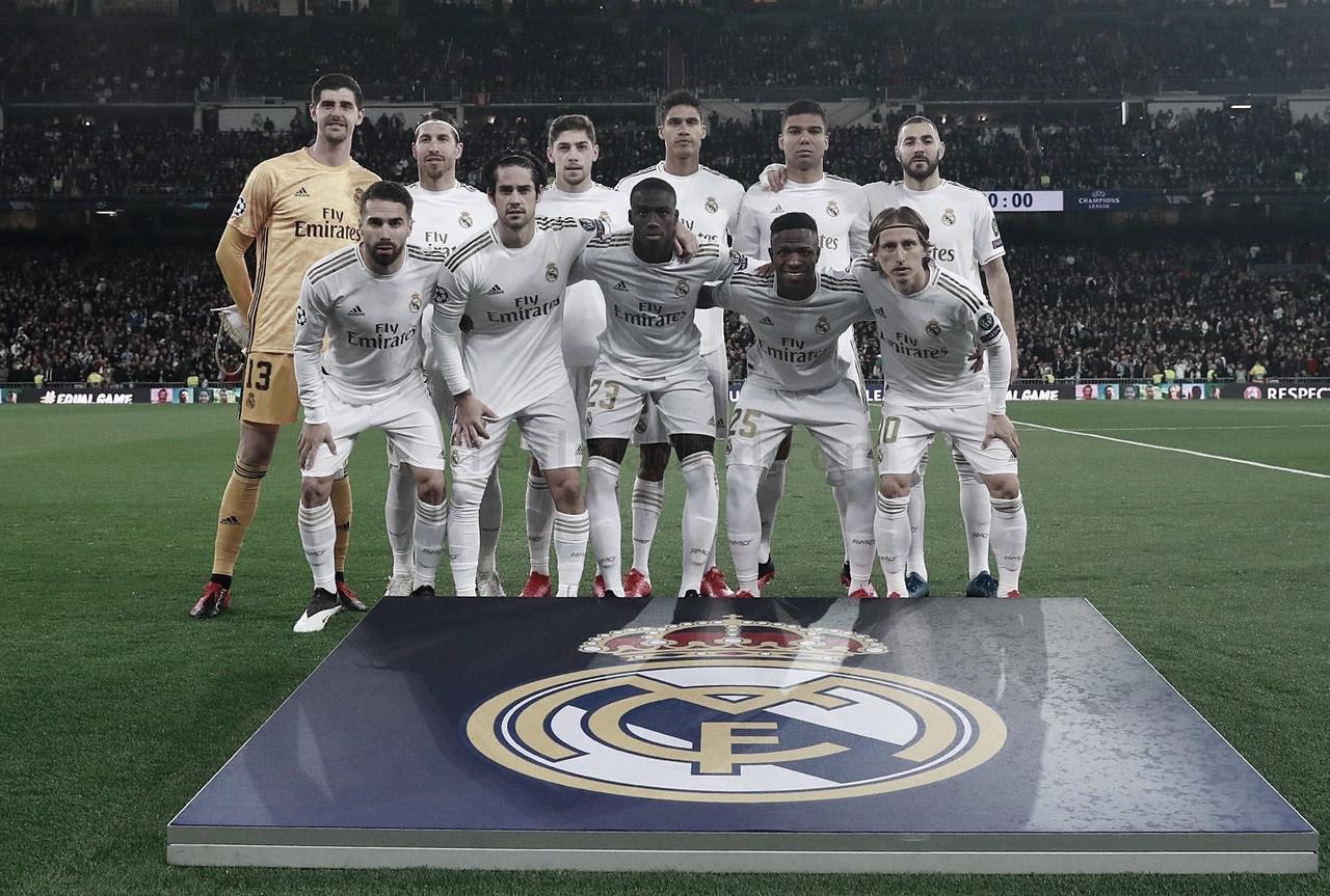 Los goles del Real Madrid en la Champions League 2019/20