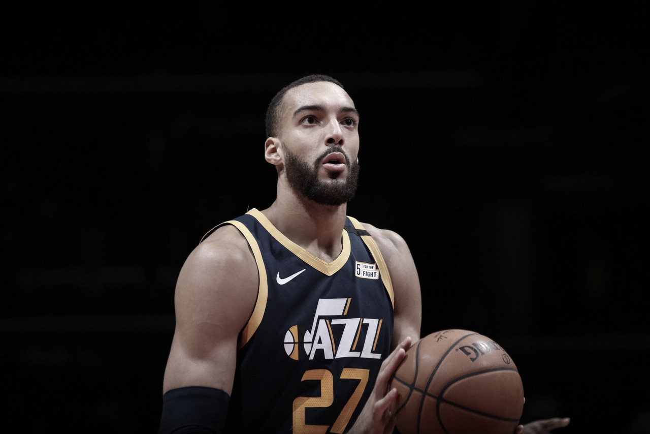 Gobert Agrees Five-Year Extension With Utah