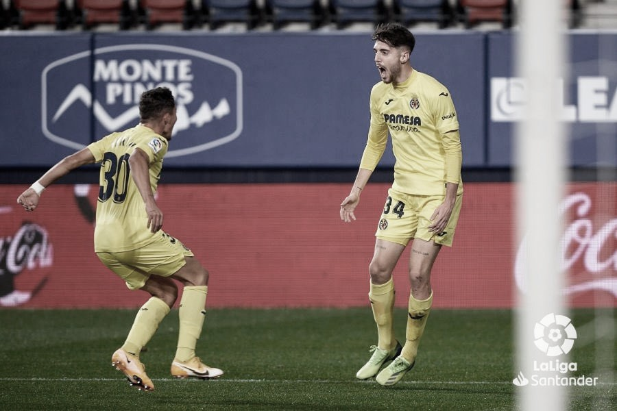 Cuatro 'groguets' en la prelista para el Europeo Sub-21