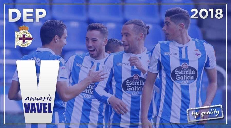 Anuario VAVEL Deportivo de La Coruña 2018: tocar fondo para volver a ser grandes