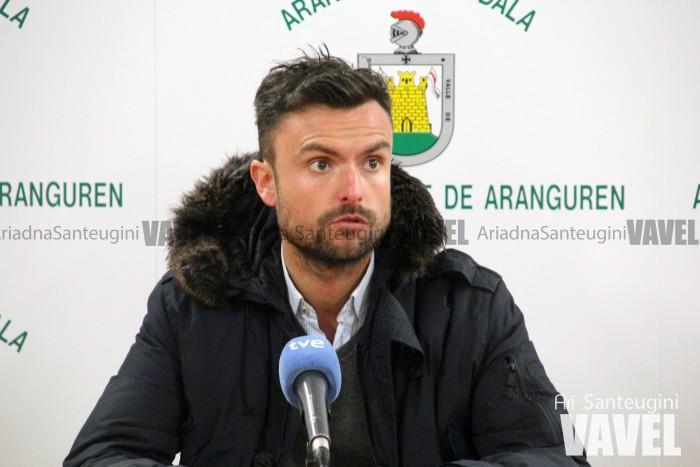 """Rubén Albés: """"Hemos cometido tres errores graves"""""""