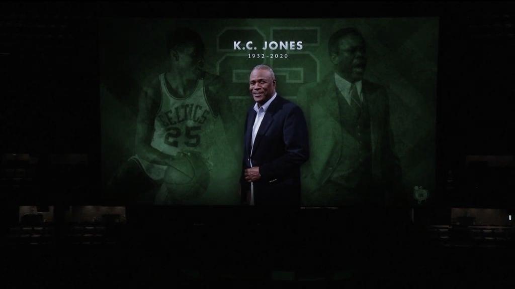 NBA Family Mourns KC Jones Death