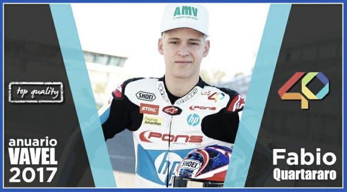 Anuario VAVEL Moto2: Fabio Quartararo, primer año superado