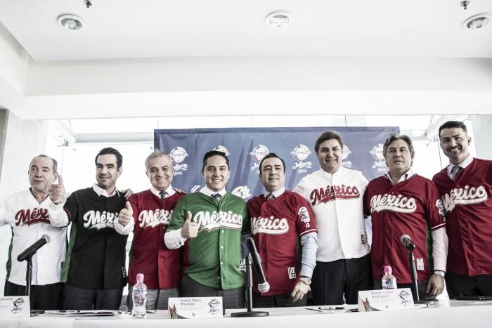 Jalisco presenta los uniformes que portará México para la Serie del Caribe 2018