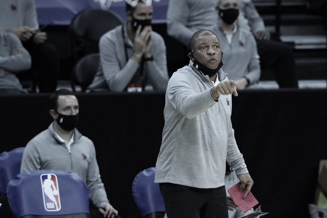 Doc Rivers Moves up In All-Time Coach Wins