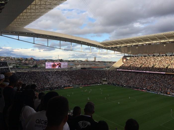 Corinthians fecha 2017 com melhor média de público do Brasileiro