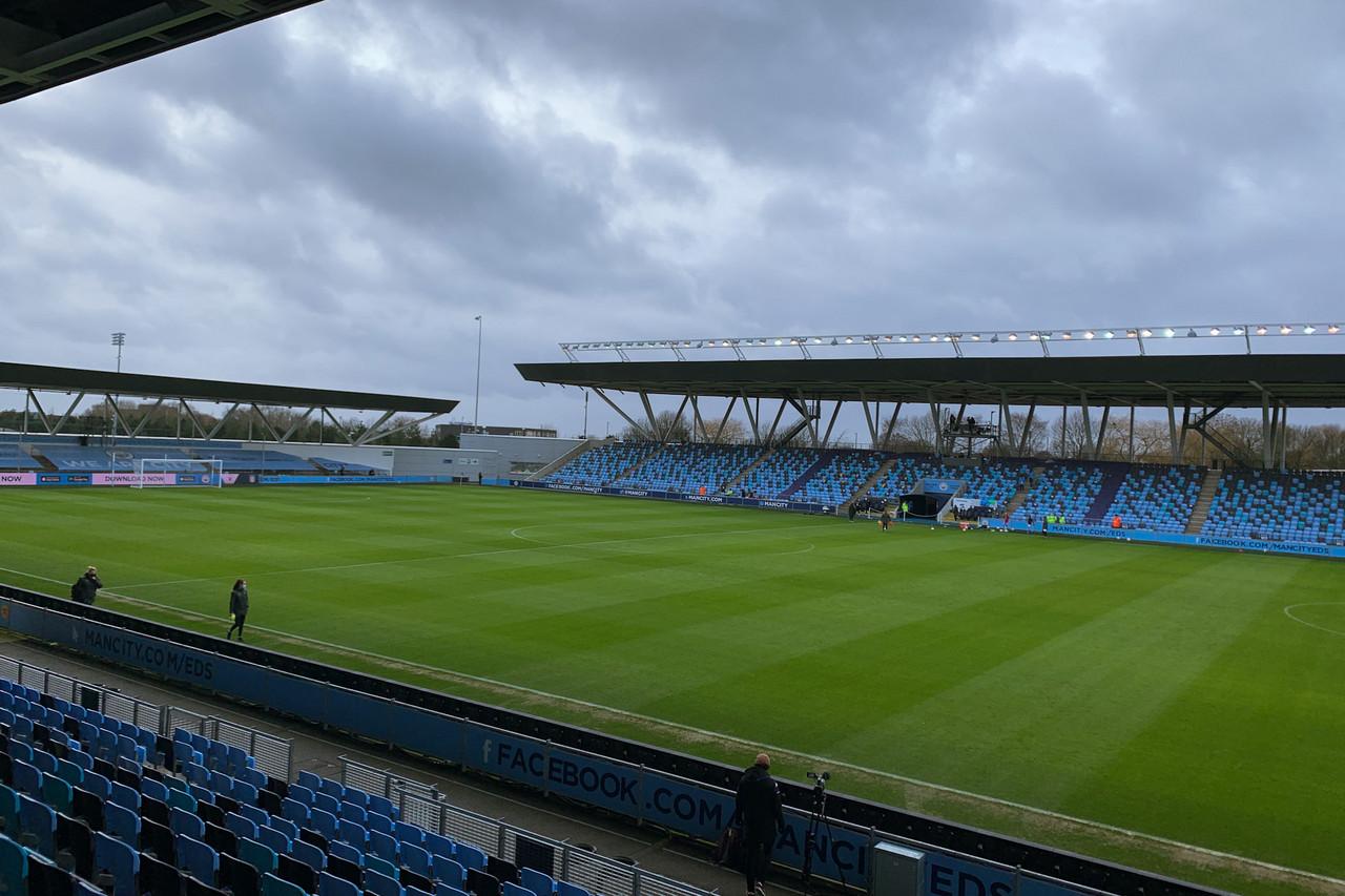 Manchester City 7-0 Aston Villa: Blues impressive at the CFA