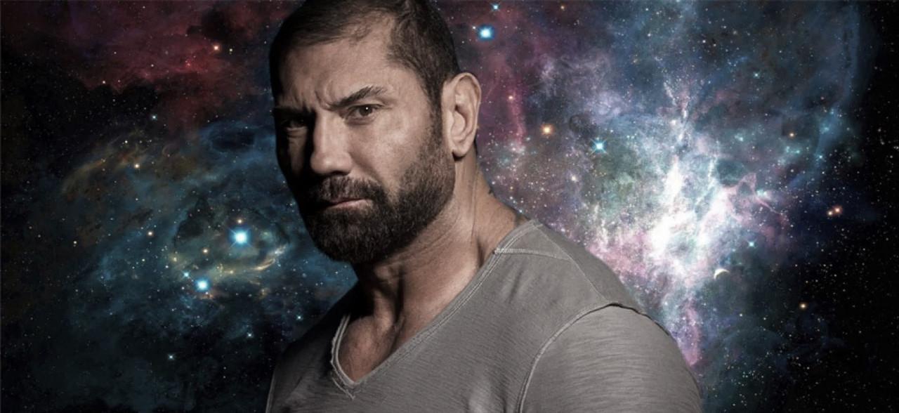 ¡Dave Bautista regresa al espacio para luchar de nuevo!