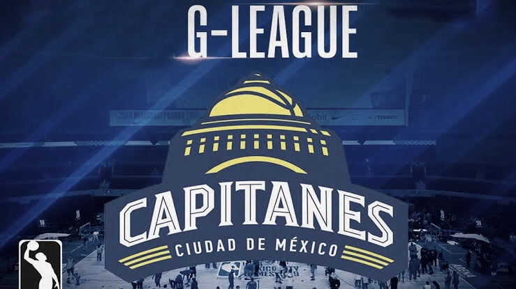 Aplazan debut de Capitanes CDMX en NBA G-League