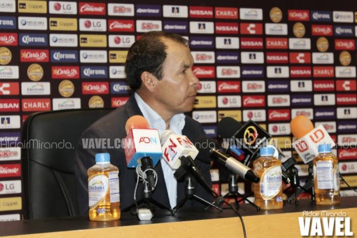 """José Guadalupe Cruz: """"Este plantel ha redescubierto el gusto por el fútbol"""""""