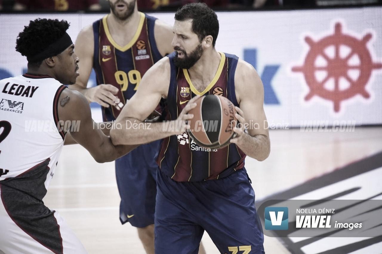 """Nikola Mirotic: """"Hemos hecho el mejor inicio de la temporada"""""""