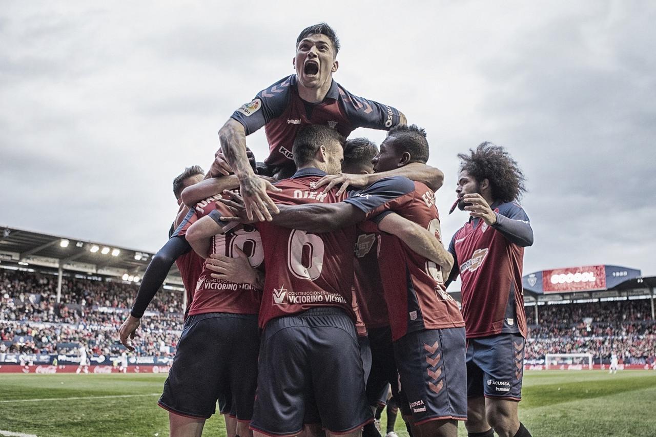 Próximo do centenário, Osasuna trabalha estabilidade na Liga BBVA