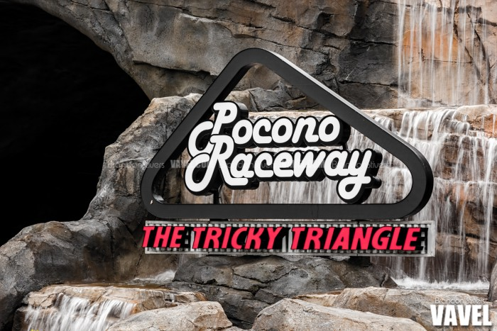 Images and photos from NASCAR's Axalta 400 at Pocono Raceway on June 5-7 2016