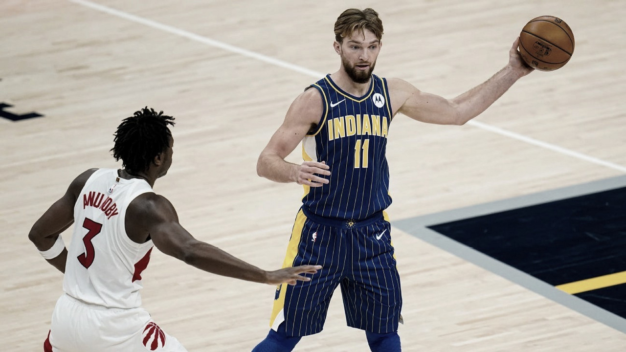 Sabonis, Sidelined With Knee Injury
