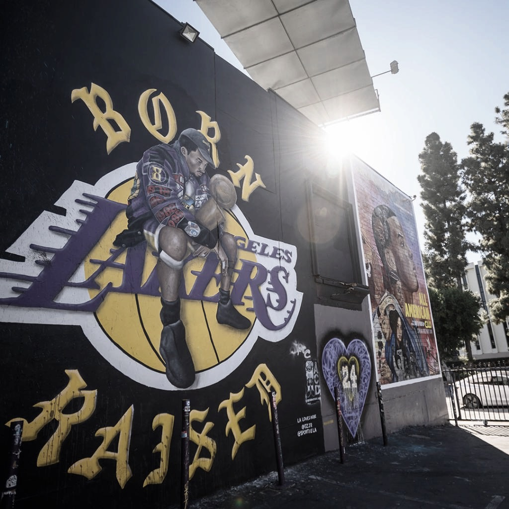 Tribute: One year without Kobe Bryant