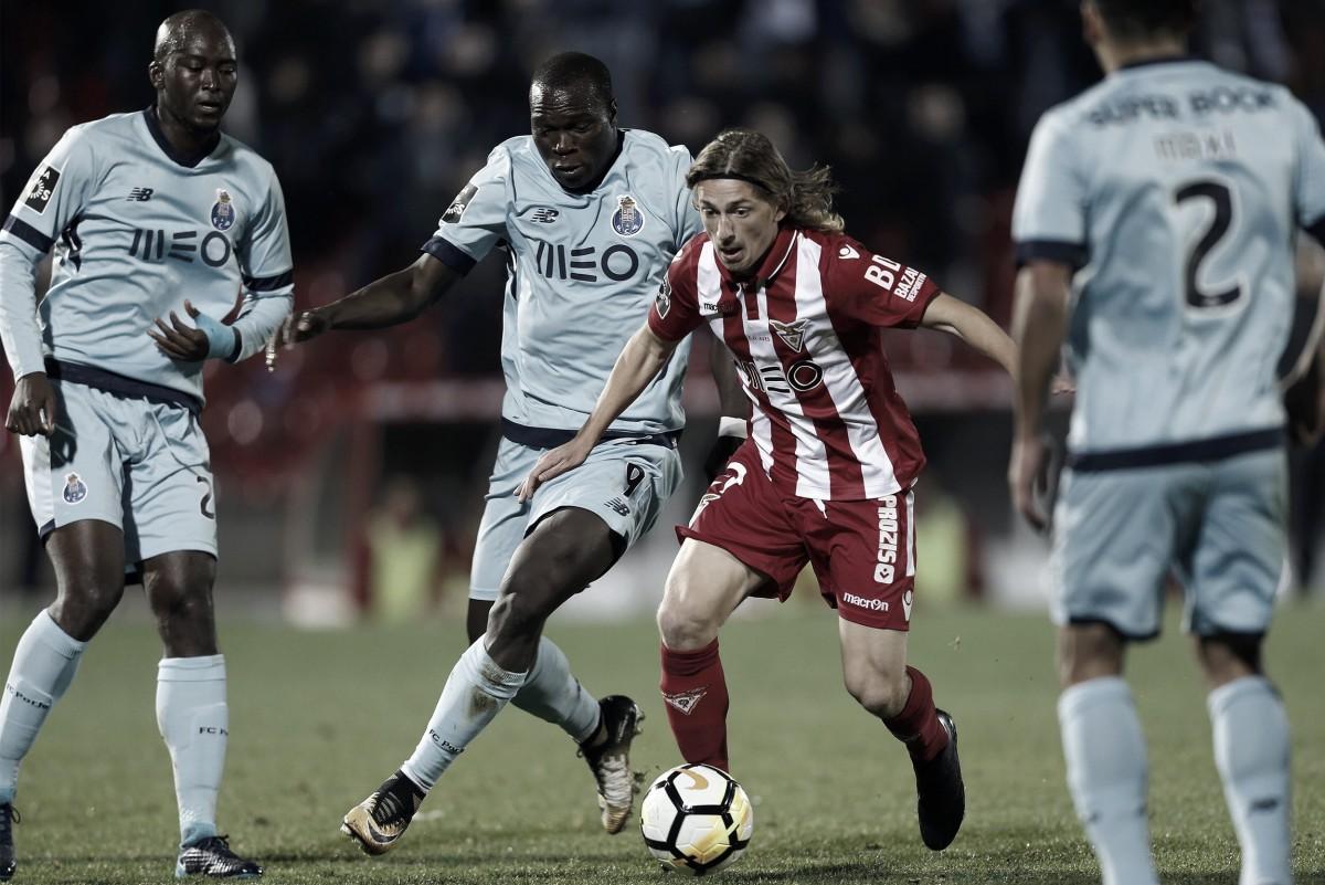 Previa FC Porto - Desportivo das Aves: ganar para seguir soñando
