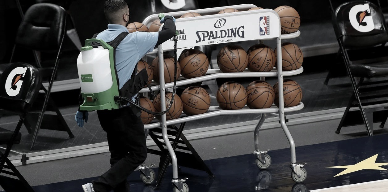 No Positive Tests In The NBA