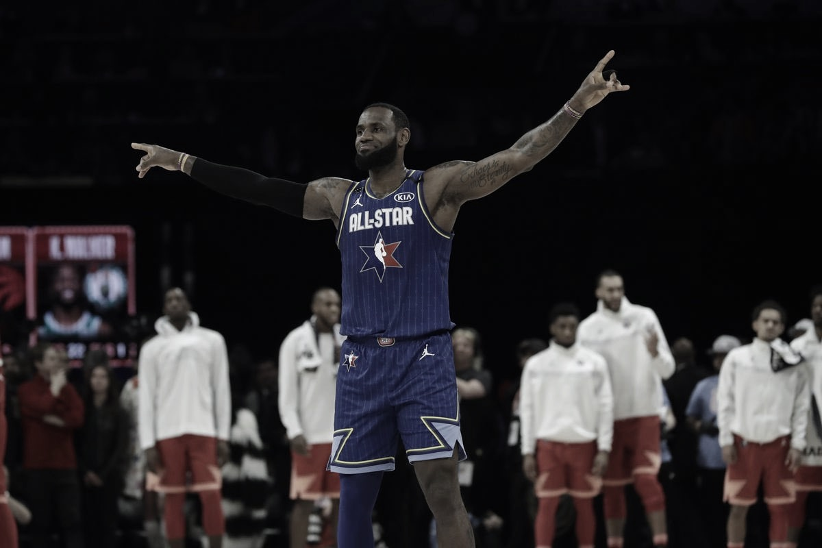 """LeBron James:""""I have zero energy and excitement about an All-Star Game """""""