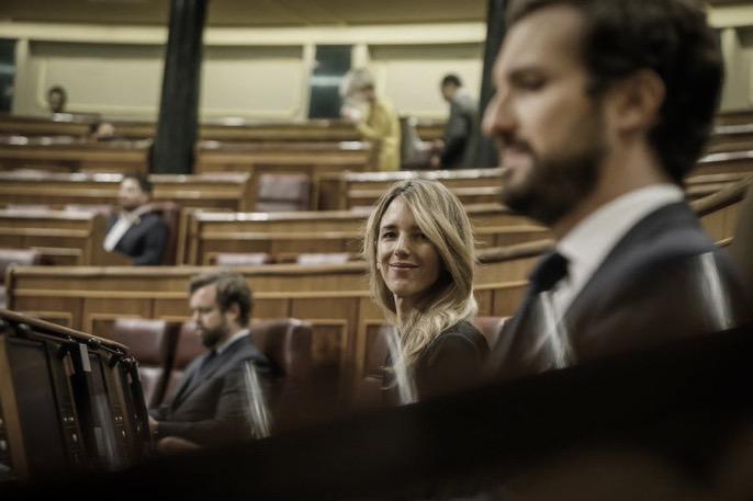 El PP destituye a Cayetana Álvarez de Toledo y nombra a Cuca Gamarra portavoz en el congreso