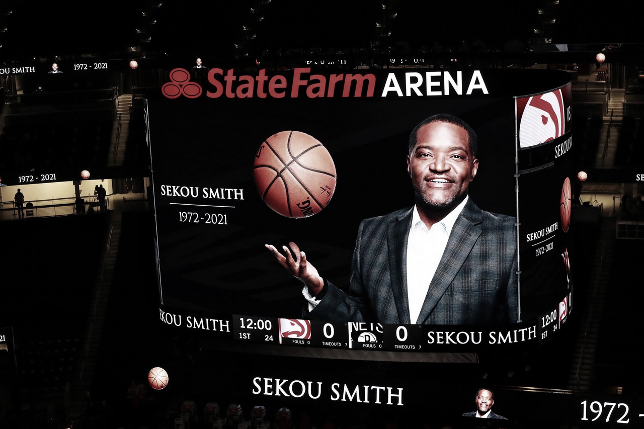 Hawks Honor Sekou Smith