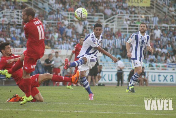 Real Sociedad – Sporting de Gijón: puntuaciones de la Real Sociedad, jornada 2 de Liga BBVA