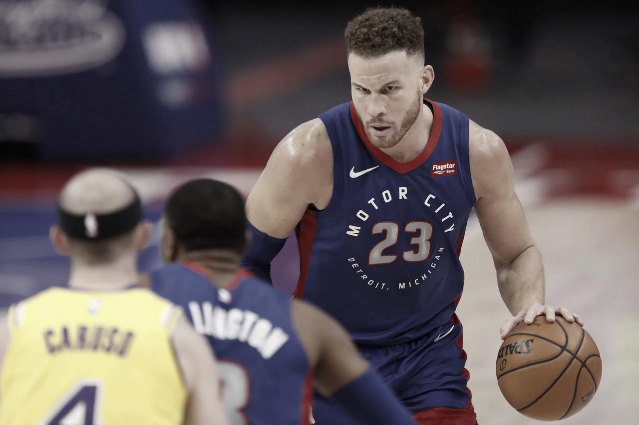 'Blake-Era' Over For Pistons Fans