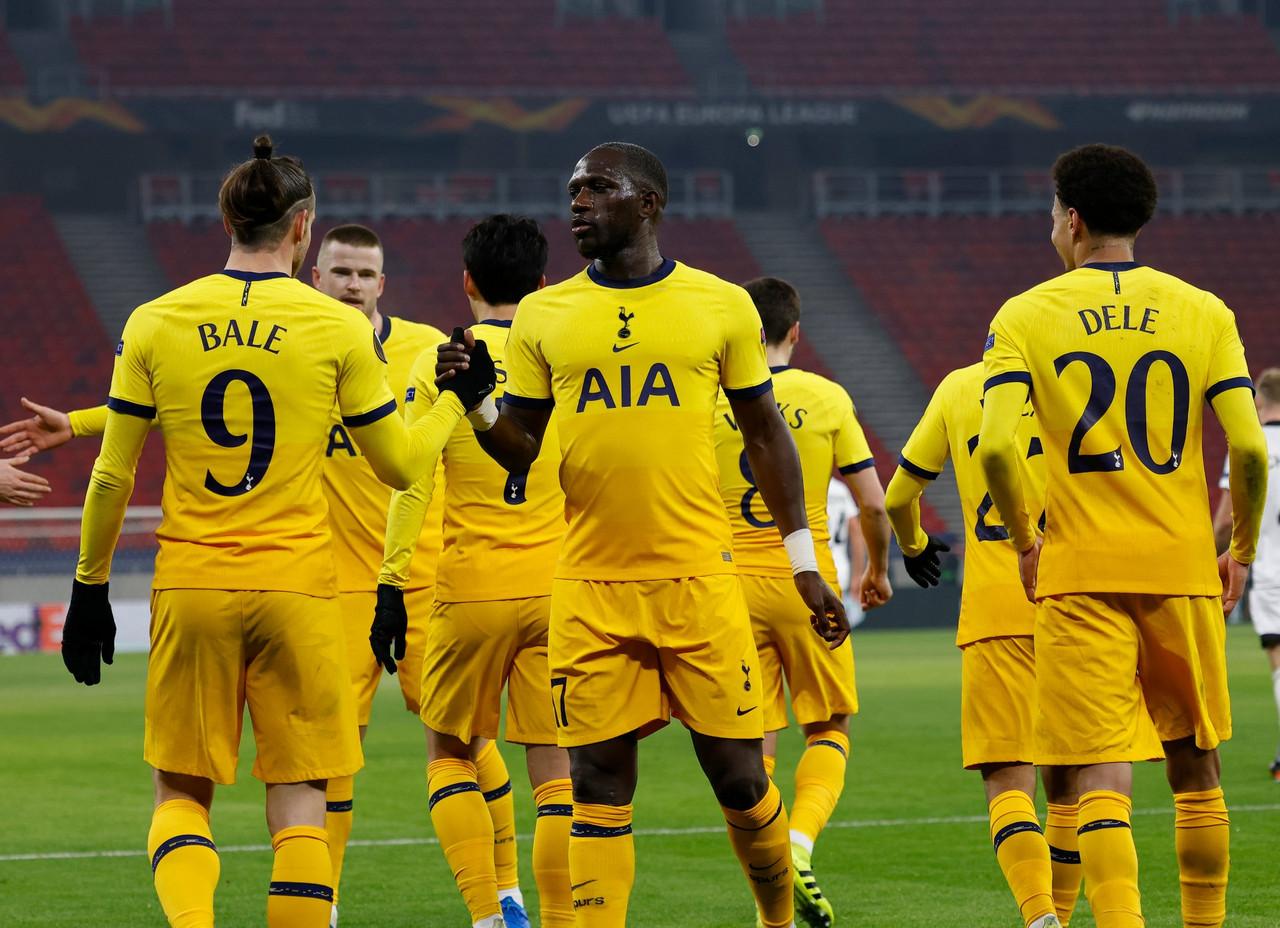 Wolsfberger AC 1-4 Tottenham Hotspur; Son, Bale, Lucas and Vinicius give Spurs the advantage