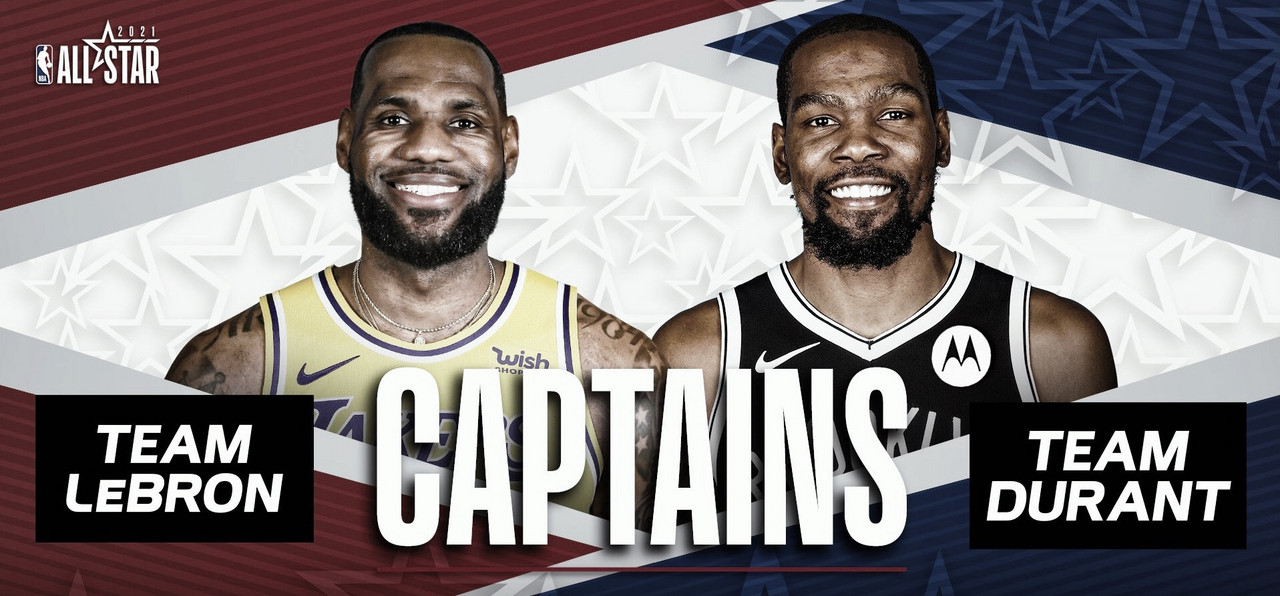 2021 NBA All-Star Game Starters Revealed