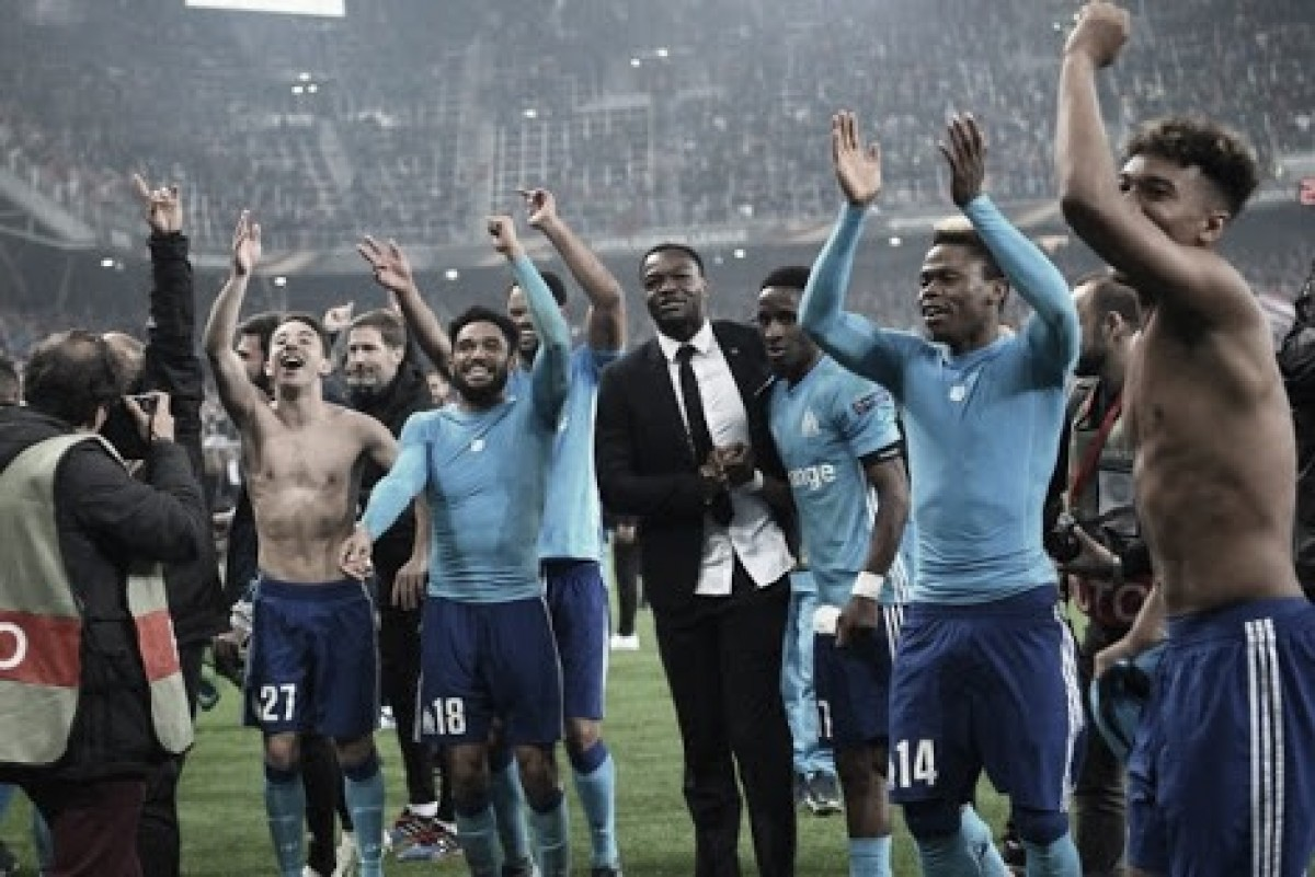 Camiseta Olympique de Marseille Yohann PELE