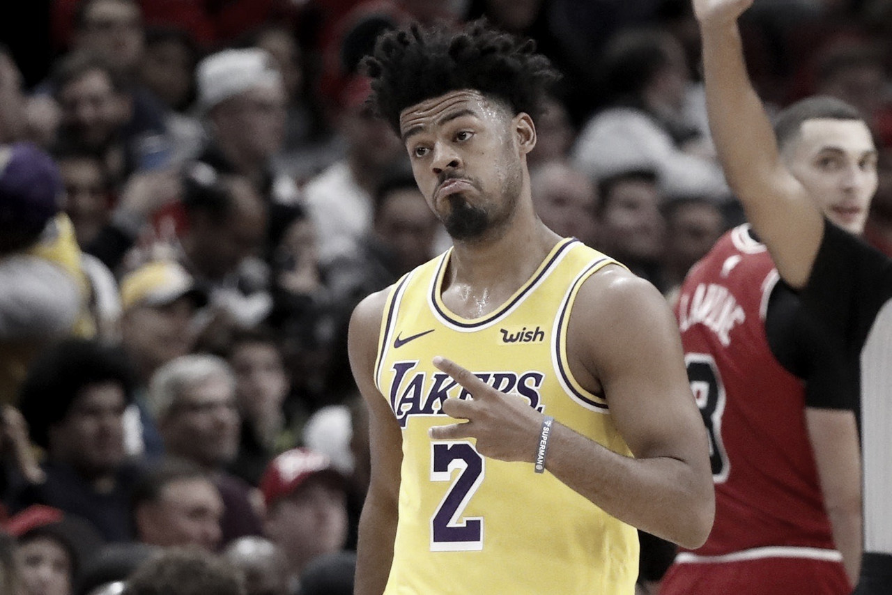 Lakers Waive Cook