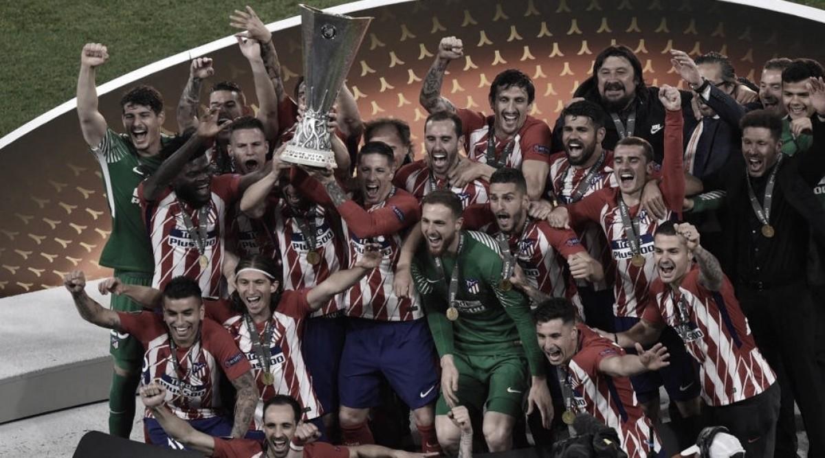 Atlético Madrid, el nuevo campeón de la Europa League