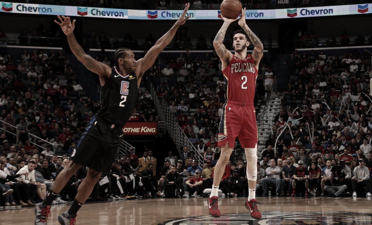 NBA Releases Second Half Schedule