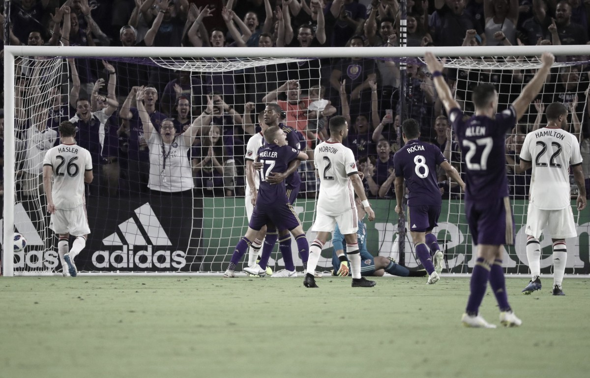 Orlando City ends long loss streak with home win over Toronto FC