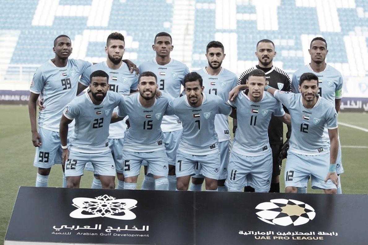 Samuel destaca crescimento da carreira no Hatta Club/EAU