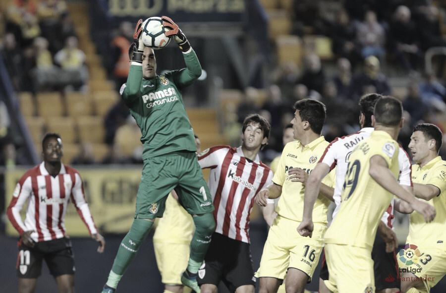 Previa Athletic Club - Villarreal: en plena sequía