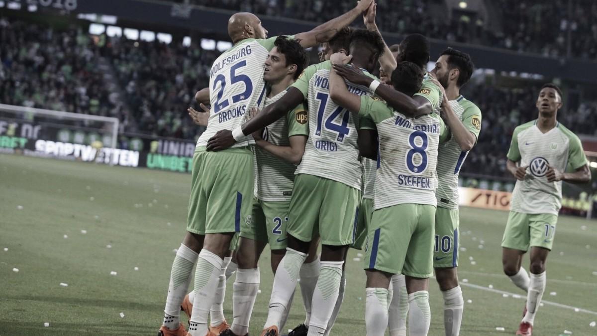 Se jugó la ida del Playoff en la Bundesliga