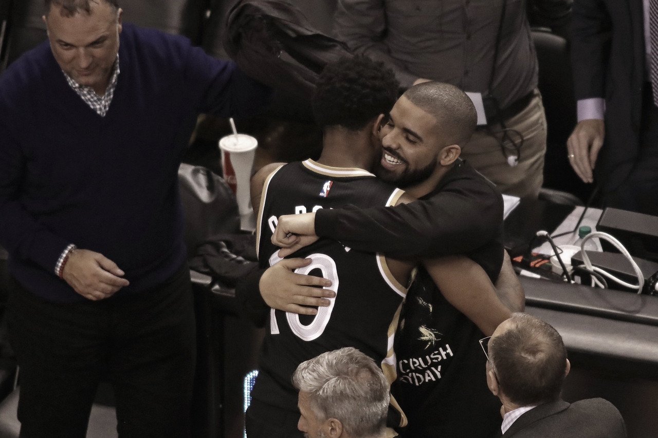 Drake Mentions DeRozan In Latest Hit