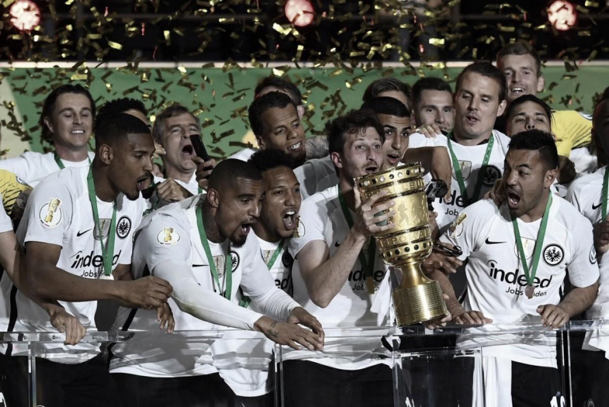 DFB Pokal: un campeón confirmó su traspaso al Real Madrid