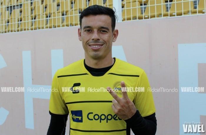"""Carlos Pinto: """"No hemos sido el equipo que fuimos al inicio"""""""