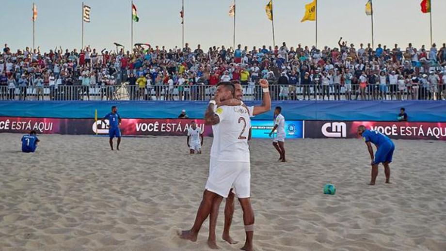 Portugal campeão europeu de Futebol de Praia