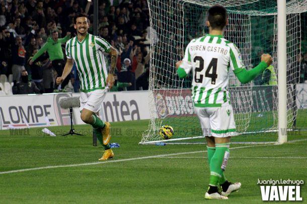 Fotos e imágenes del Betis 1-0 Mallorca, 16ª jornada de la Liga Adelante