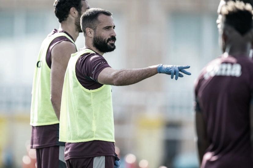 """Mario Gaspar: """"Tenemos por delante un reto bonito e ilusionante"""""""